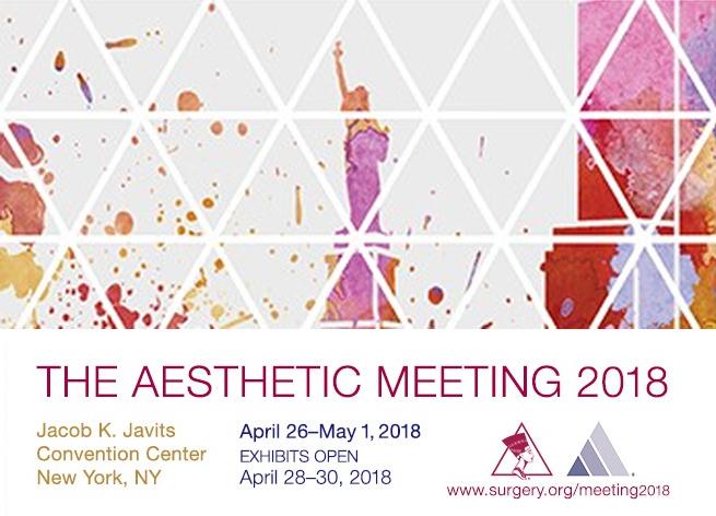 ASAPS meeting 2018 à New york