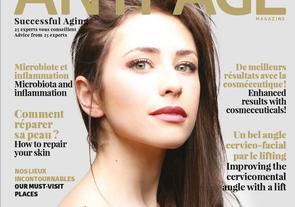 Participez à l'interview du magazine Anti Age