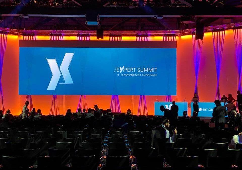 Meeting Merz Expert Summit 2018 à Copenhague