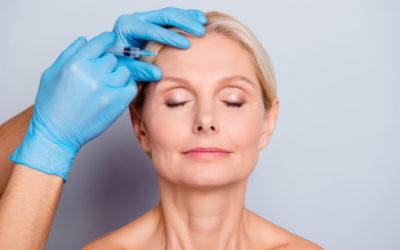 Lutter contre les effets de l'âge : Botox ou Acide Hyaluronique ?